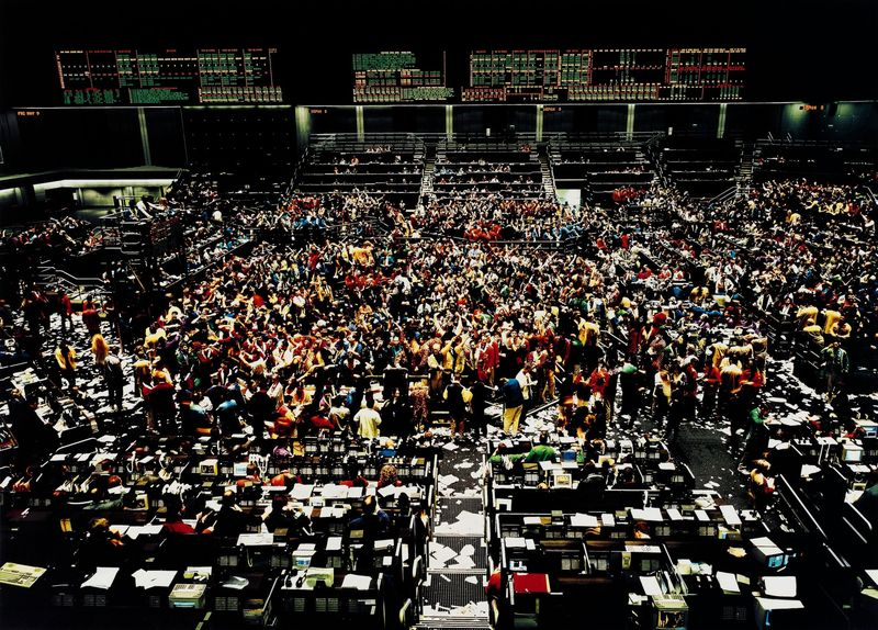 LOT 28,Gursky - Chicago, 1997