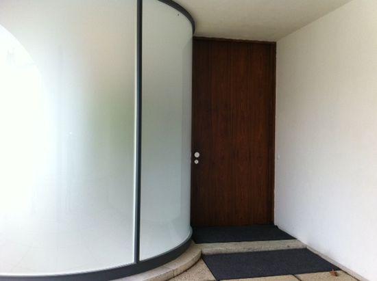 Tugendhat puerta