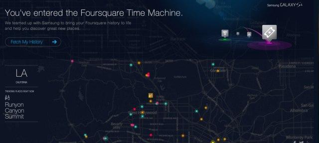 Time Machine Samsung