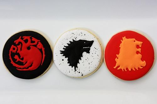 Pastas juego de tronos