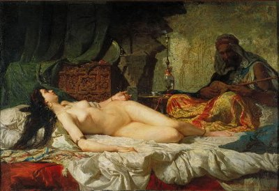 Fortunyodalisque