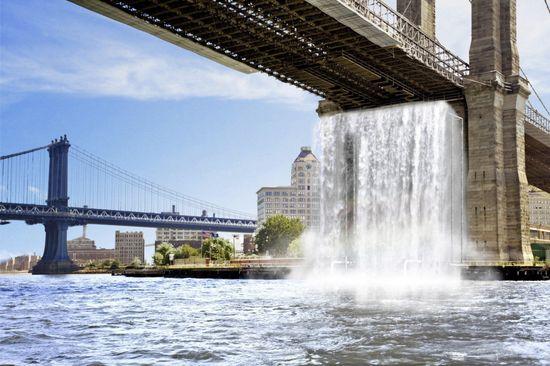 Cascadas nueva york efe