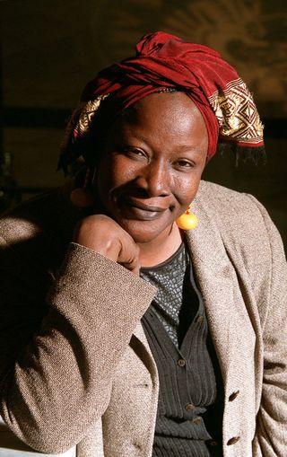 Aminata Traoré, exministra de Cultura de Mali / Bernardo Pérez