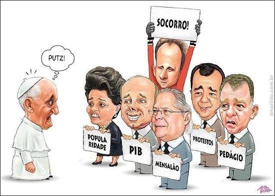 Viñetas del papa en rio (5)