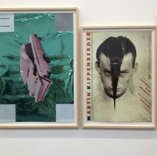Kippenberger posters