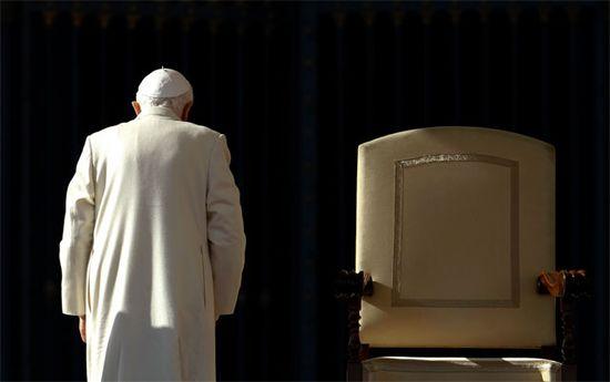 Ratzinger dimite