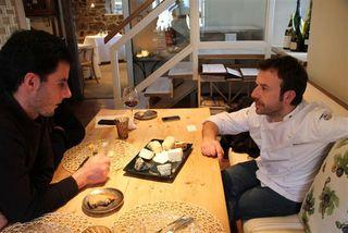 Con Nacho Manzano