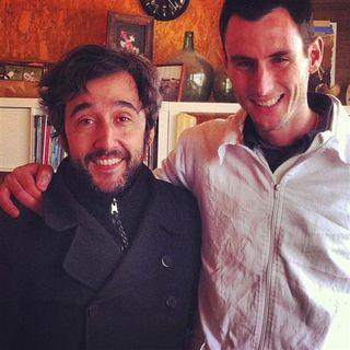 Diego Guerero y Rubén Valbuena