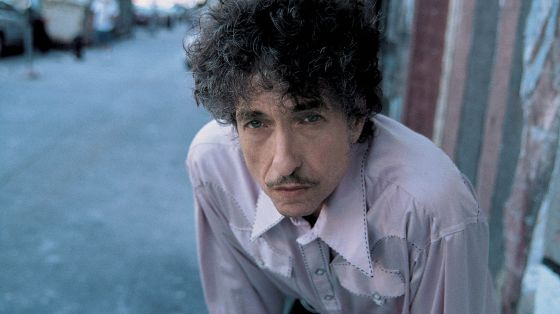 Bob Dylan Retrato