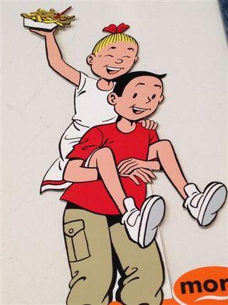 Imagen extraída de ilustraciones infantiles
