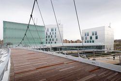 Etopia Centro de Arte y Tecnología de Zaragoza