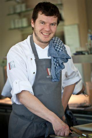 Gert de Mangeler, una de las estrellas de la cocina flamenca contemporánea