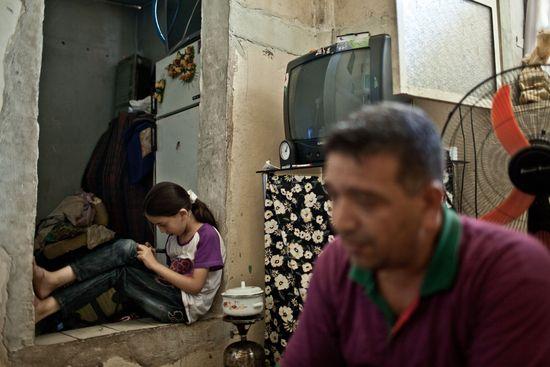 Libano refugiados de Siria. Intermon Oxfam por Pablo Tosco