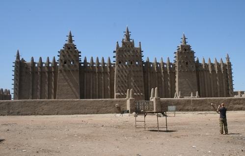 Mezquita djene
