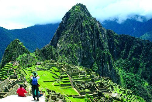Aguascalientes, Machu Picchu (Perú)