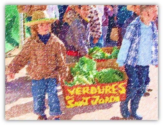 Verduras 'Sant Jordi'