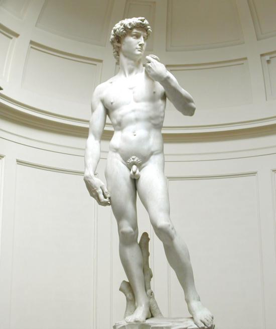 David, de Miguel Ángel