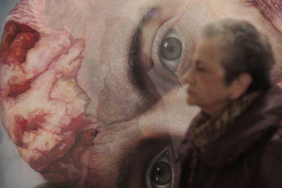 Obra de Miguel Scheroff en la FACBA de la Universidad de Granada