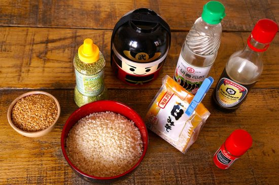 Despensa novatos comida japonesa