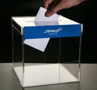 The Davis Museum - Urna de votación
