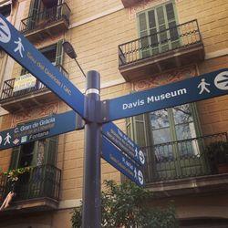 The Davis Museum en Barcelona