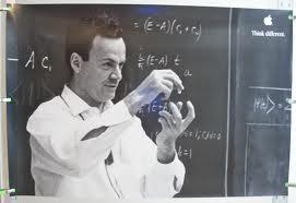 Un buen ejemplo de profesor Pygmalión, el físico Richard Feyman, premio Nobel de Física (1965) y gran maestro de muchos físicos