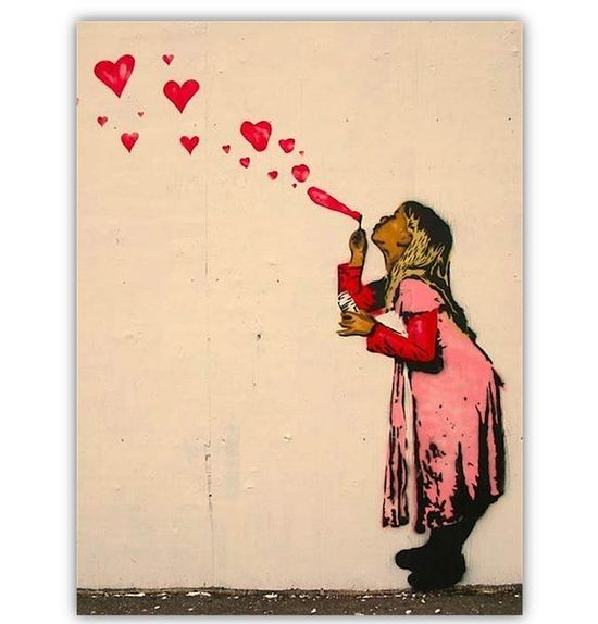 STREET ART UTOPIA: Declaramos al mundo como nuestro lienzo