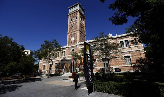La sede de la Casa Árabe en Madrid / Foto: Samuel Sánchez