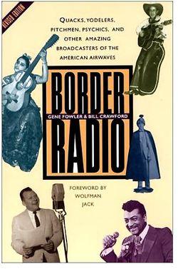 Border radio libro