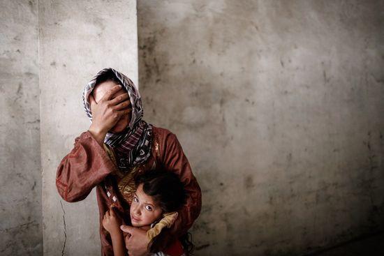 Niños dejan siria (2)