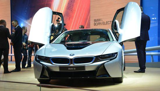 BMW i8 / Newspress