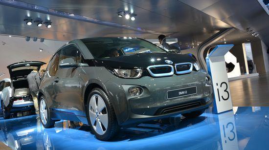 BMW i3 / Newspress