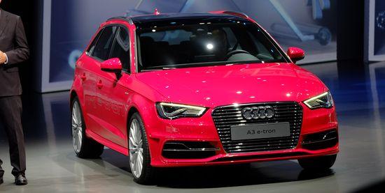 Audi A3 Sportback e-Tron / Newspress