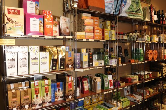 Alimentación Comercio Justo Foto M Charlon