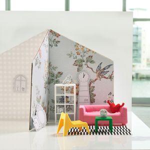 Para los que buscan muebles mini más baratos y reales (o como los que tiene la mayoría) Ikea lanza versiones nano de sus piezas icónicas