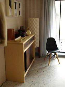 El blog Miniatures by Annina ha dado la vuelta al mundo, porque las habitaciones de pequeña escala que crea esta diseñadora gráfica parecen reales.
