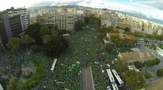 Baleares - Manifestación 29 de septiembre