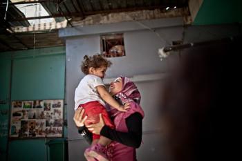 Syria por Pablo Tosco