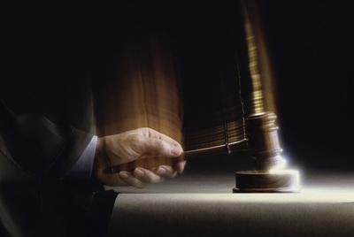 Maza de la justicia