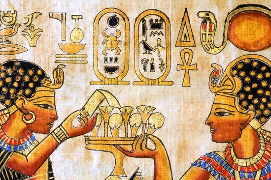 Ajo en Egiptp