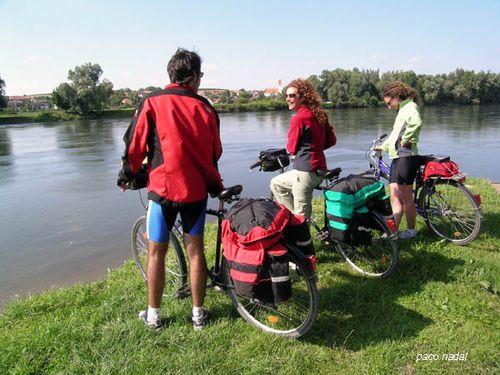 Danubio en bici 1