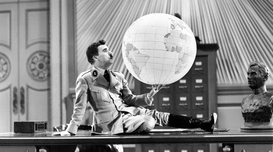 El gran dictador de Charles Chaplin