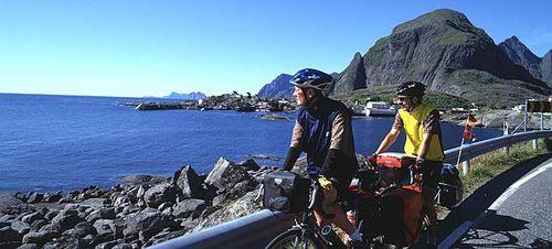 Lofoten bici