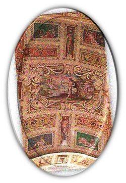 Fresco Mitológico del 'Palacio del Marqués de Santa Cruz'