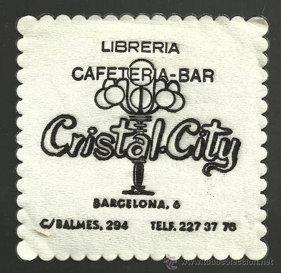 Posavasos del Cristal City
