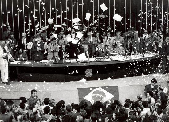 Constitucion de brasil 19888