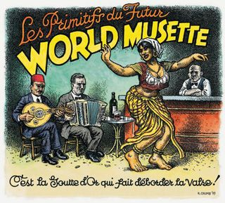 Robert Crumb primitifs-world-musette