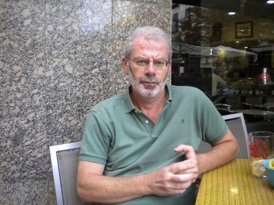 Jesús Núñez Villaverde / Foto: M. Á. M.