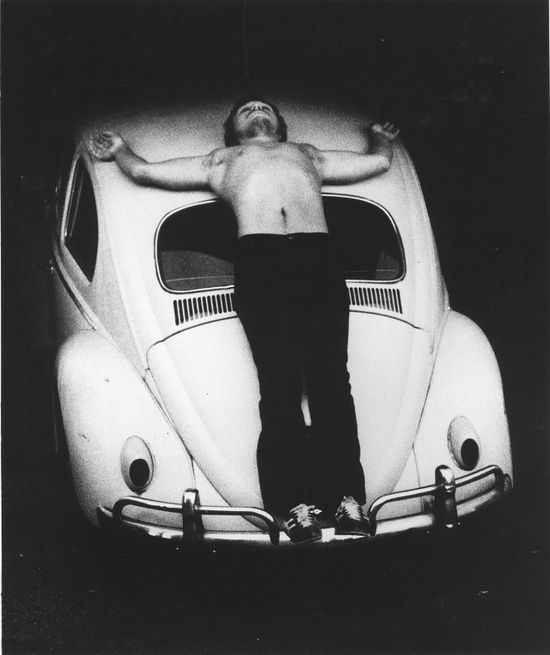 CHRIS BURDEN.VW