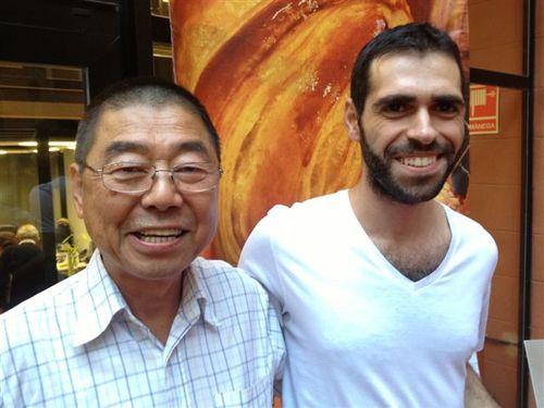 El japonés Takashi Ochiai y Jordi Morelló, ganadores del concurso